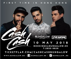 Cash Cash at BUNGALOW