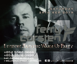 Acyo by Linx presents Ferry Corsten - 28th September