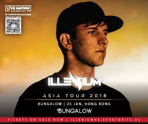 Illenium at BUNGALOW