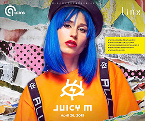 Acme by Linx presents Juicy M | 26 APR 2019