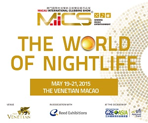 Macau International Clubbing Show 2015
