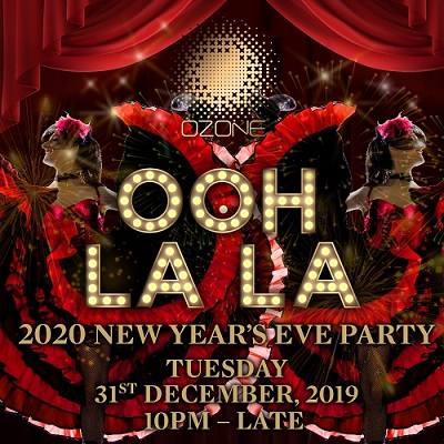 """OOH LA LA"" New Year's Eve Party"