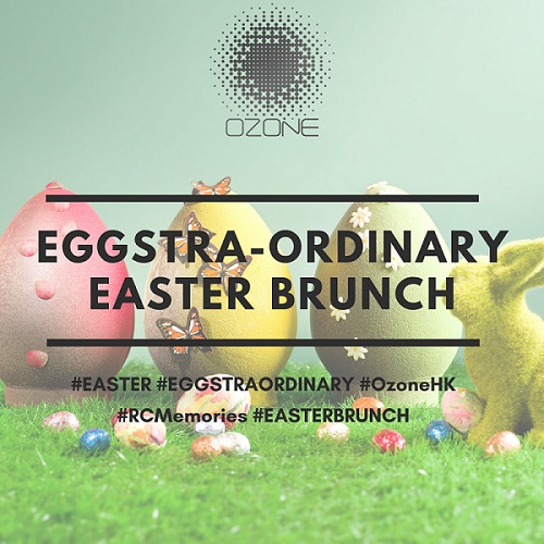 Eggsta-Ordinary Easter Offer- Brunch