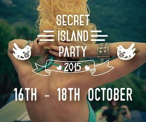 Secret Island Party 2015