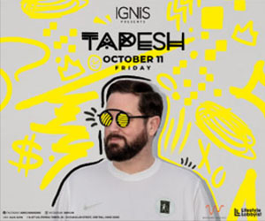 Ignis presents Tapesh (Hot Creations / ANTS Ibiza)