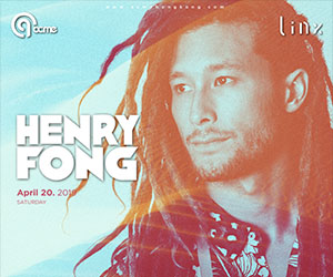 Acme by Linx presents Henry Fong | 20 APR 2019