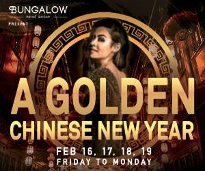 Bungalow CNY 2018