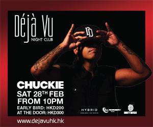 Chuckie Deja Vu