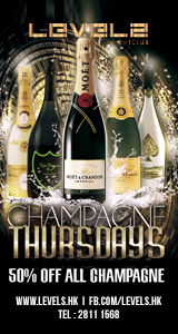 Levels - Champagne Thursdays