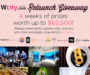 wcity relaunch giveaway