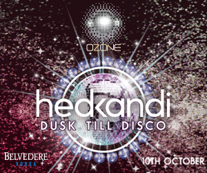 OZONE presents Hed Kandi 2015