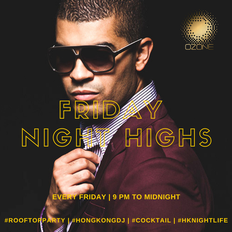 Friday Night High - DJ Miles Slater