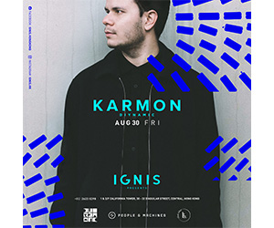 Ignis presents Karmon
