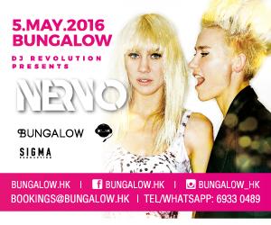 Bungalow presents NERVO