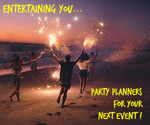 Party Planner - Entertaining Asia