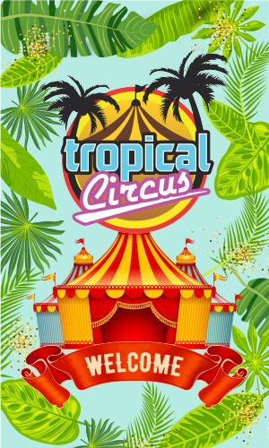 Tropical Circus - Side