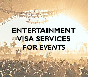 Visa Services - Entertaining Asia
