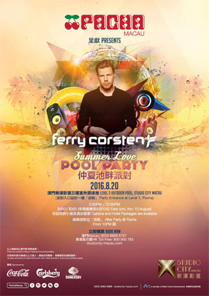 Ferry Corsten - Pacha