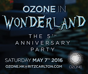Ozone in Wonderland 5th Anniversary Party
