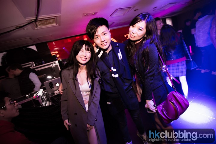 alan walker 1st time in hong kong at level_96