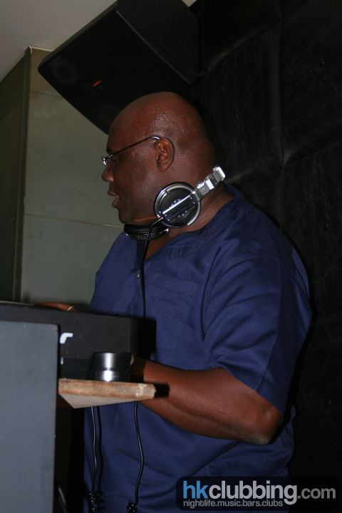 Connors Birthday with Carl Cox at Drop_38