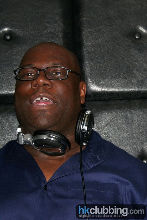 Connors Birthday with Carl Cox at Drop_40