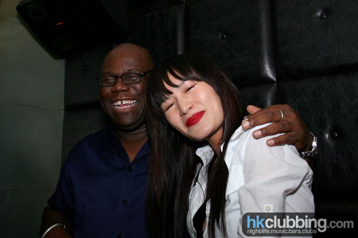 Connors Birthday with Carl Cox at Drop_77