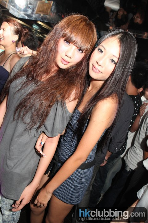 Hong kong nightlife girls