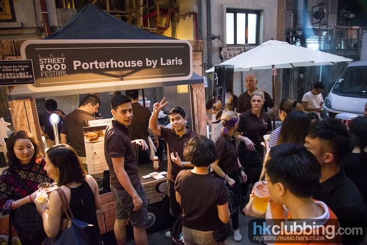 lan kwai fong street food festival 2016 photos. Black Bedroom Furniture Sets. Home Design Ideas