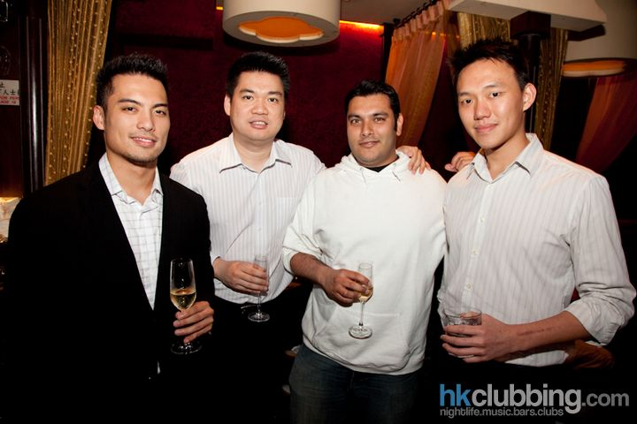 Moet Room Launch at Prive_19