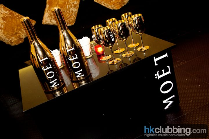 Moet Room Launch at Prive_2