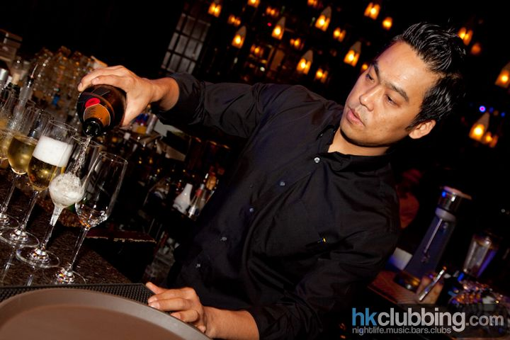 Moet Room Launch at Prive_4